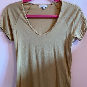 Tan Wilfred TShirt